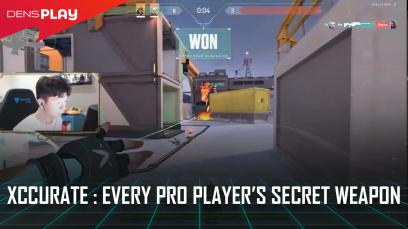 XCCURATE : EVERY PRO PLAYER'S SECRET WEAPON