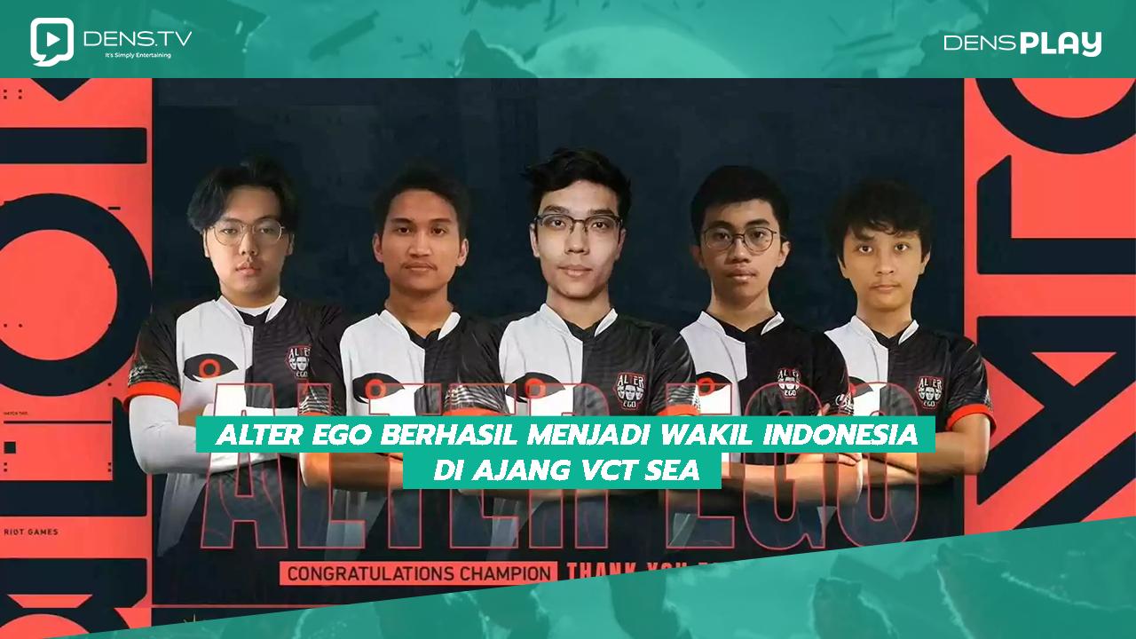 Alter Ego Berhasil Menjadi Wakil Indonesia di Ajang VCT SEA Qualifier!
