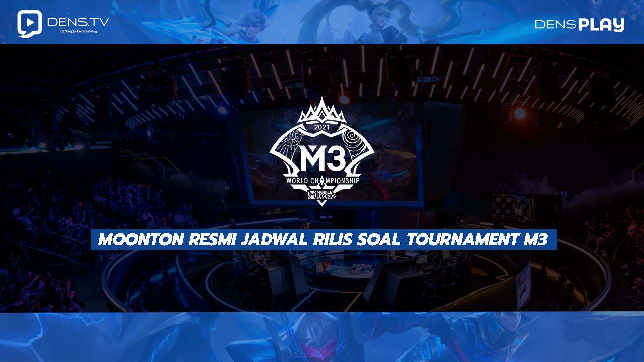 Moonton resmi Jadwal rilis soal tournament M3