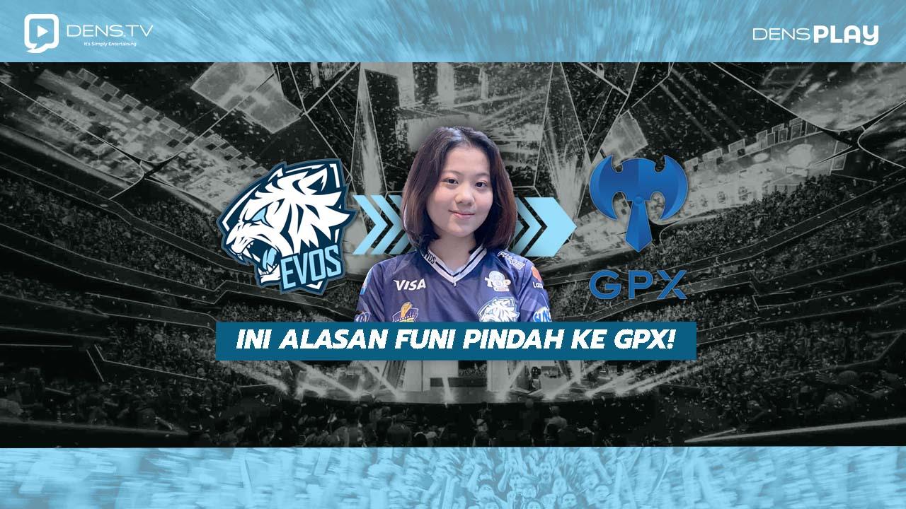 Ini Alasan Funi Pindah ke GPX!