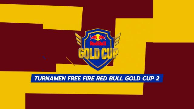 Turnamen Free Fire Red Bull Gold Cup 2