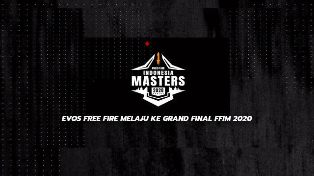 Evos Free Fire Melaju Ke Grand Final FFIM 2020