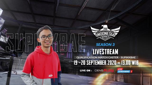 PUBG Indonesia Series Season 3 2020 Telah Hadir !