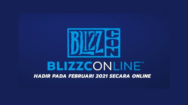 Blizzcon Hadir Pada Februari 2021 Secara Online