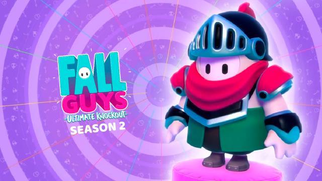 Season 2 Fall Guys Bertema Abad Pertengahan Dimulai 8 Oktober 2020