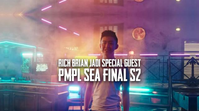 Rich Brian Jadi Special Guest PMPL SEA Final S2