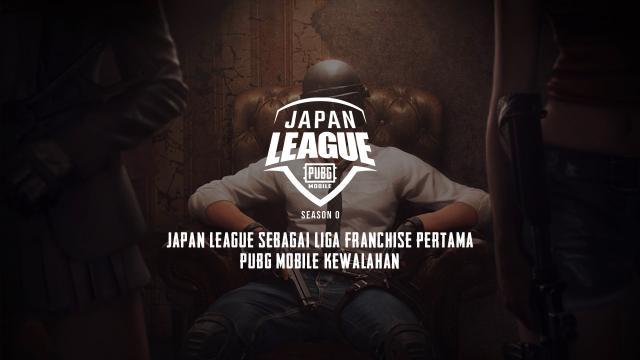 Japan League Sebagai Liga Franchise Pertama PUBG Mobile Kewalahan