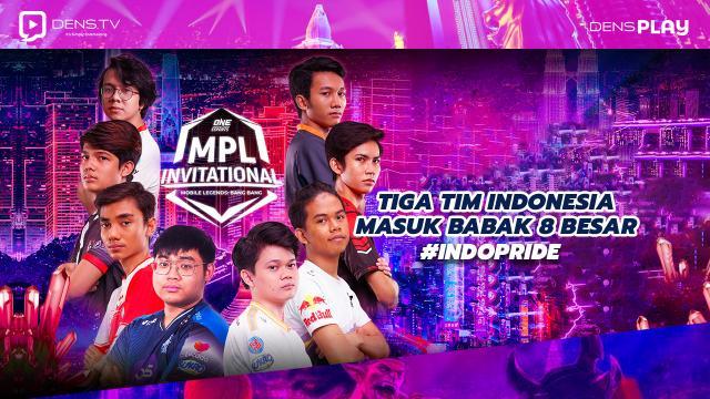 Tiga Tim Indonesia Masuk Babak 8 Besar MPL Invitational 2020
