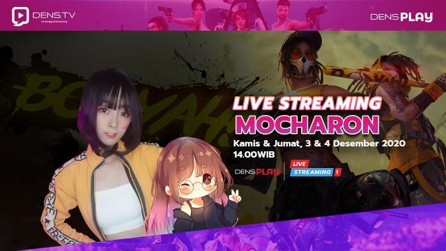 Free Fire Live Streaming Mocharon