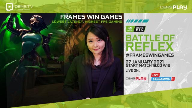 Live Streaming Colorful Geforce Battle Of Reflex