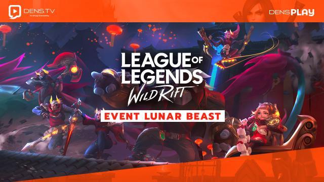 Event Lunar Beast League of Legends Wild Rift