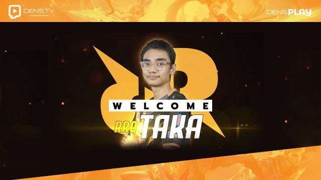 Player Baru RRQ Hoshi !Welcome RRQ Taka