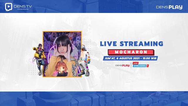 Live streaming Free Fire Bersama Mocharon